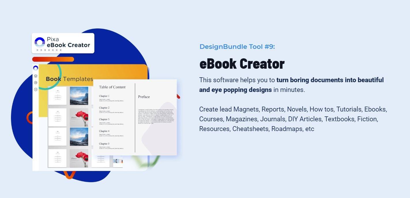designbundle - ebook creator