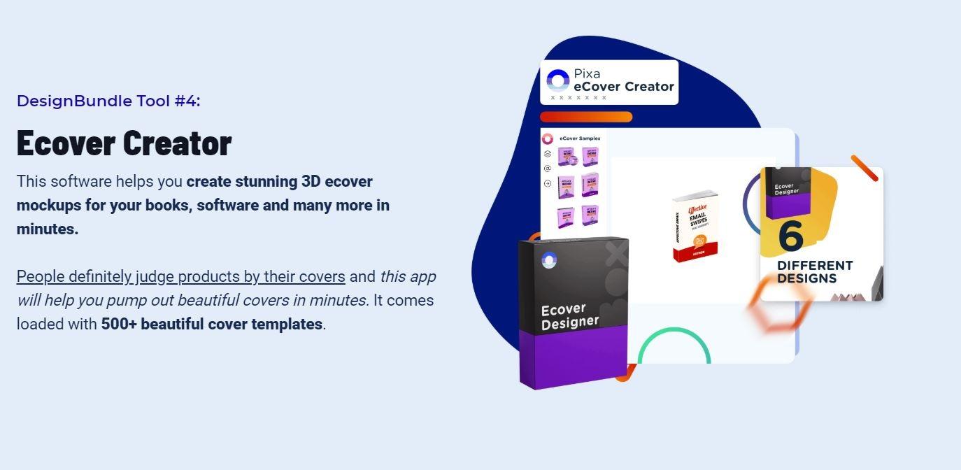 designbundle-ecover creator