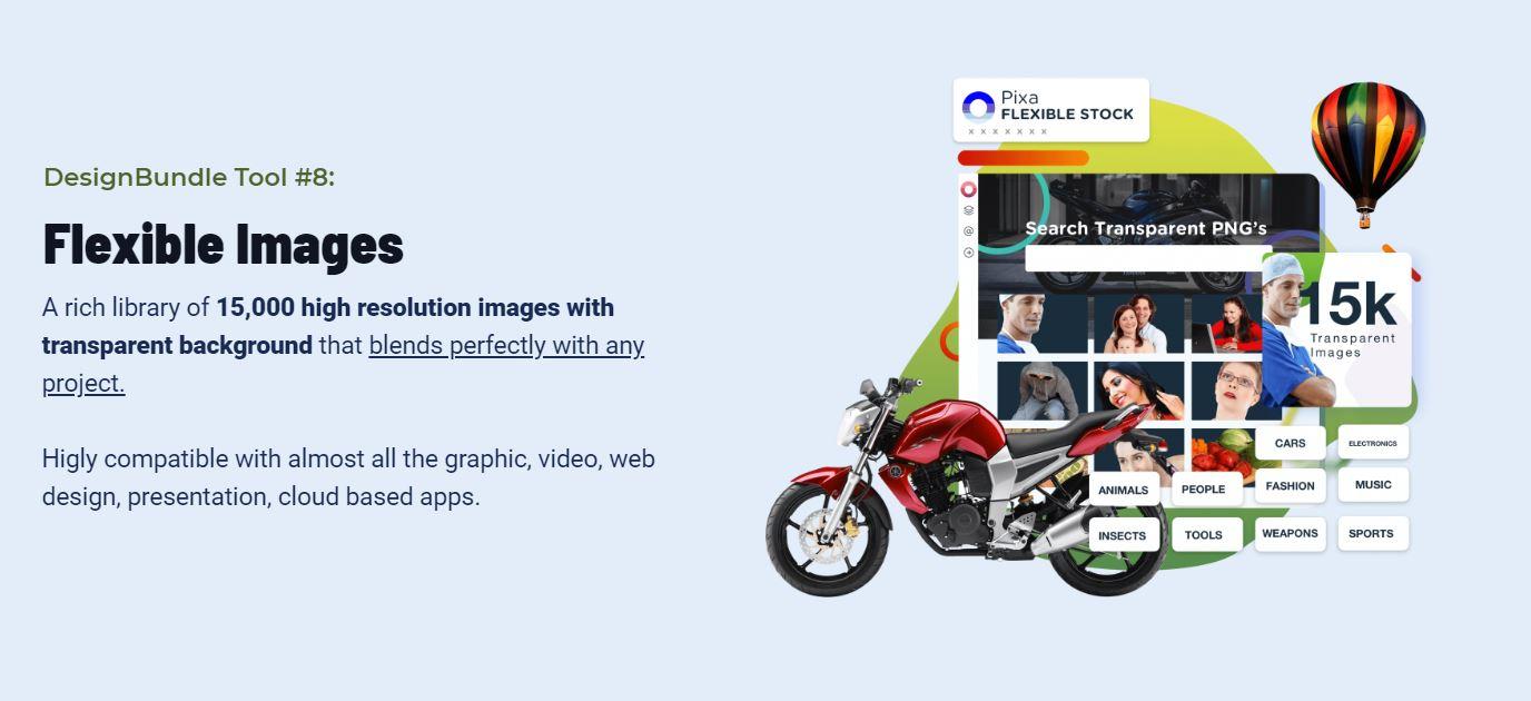 designbundle-flexible images