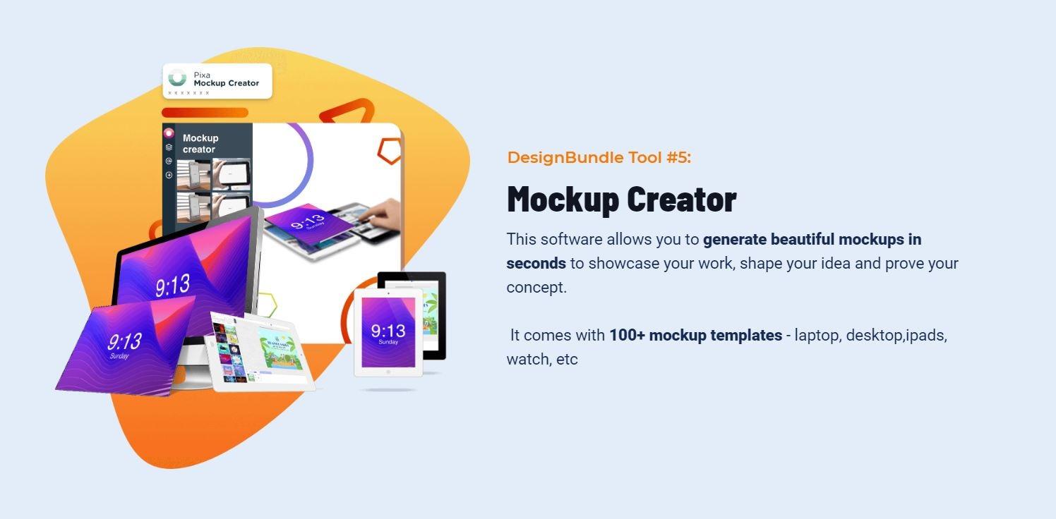 designbundle-mockup creator