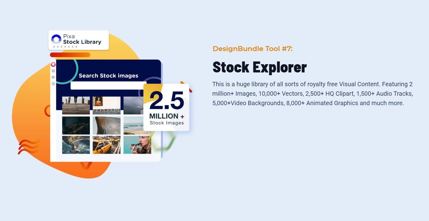 designbundle-stock explorer