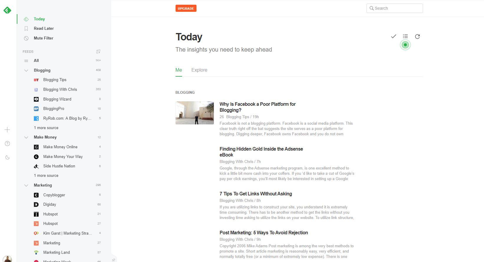 blogging niches 9