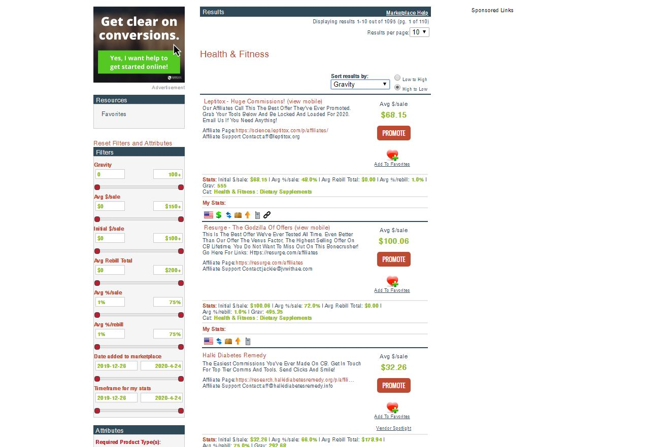 ClickBank Affiliate Marketing For Beginners