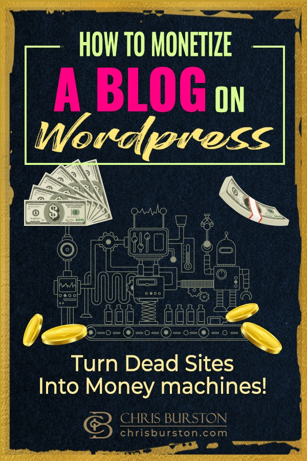 How To Monetize a Blog On WordPress 1