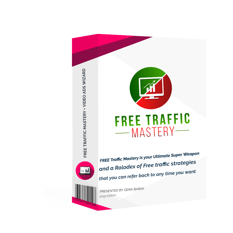 Free Traffic Mastery Review 1